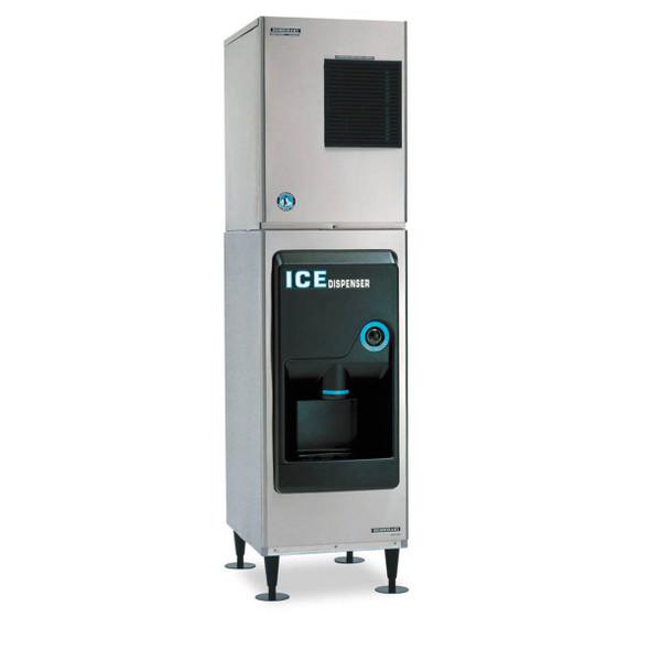 130 lbs Hoshizaki DB-130H Hotel Ice Dispenser
