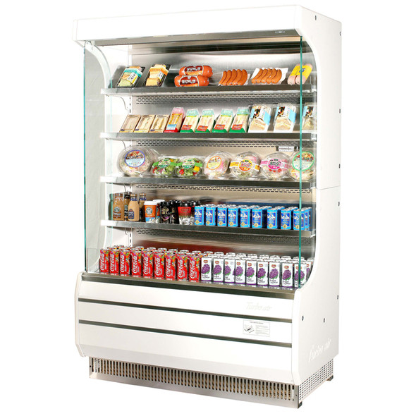 Turbo Air Tom-50 Open Display Merchandiser