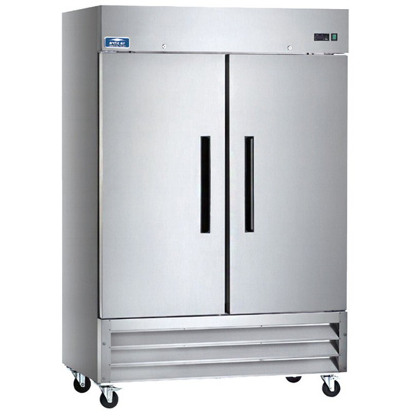 Arctic Air AF49 2 Door Reach-In Freezer