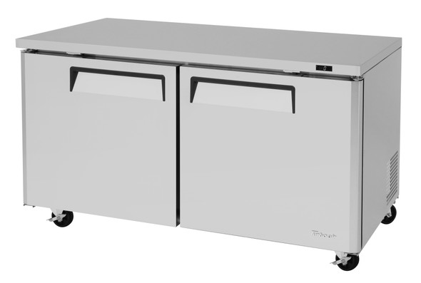 Turbo Air MUF-60-N M3 Series 60.25 in. Undercounter Freezer