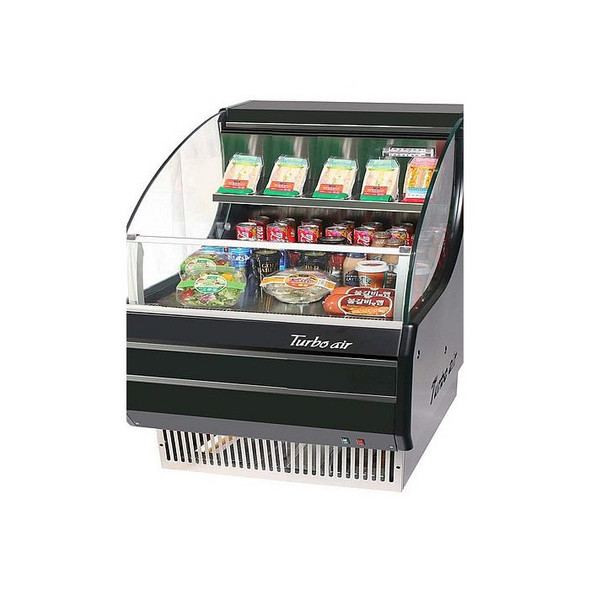 Open Display Merchandiser - Turbo Air TOM-30SB