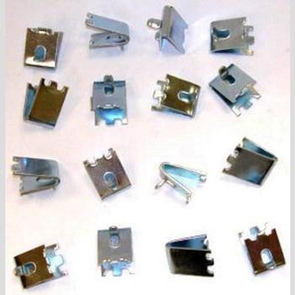 True 912280 - 16 shelf clips
