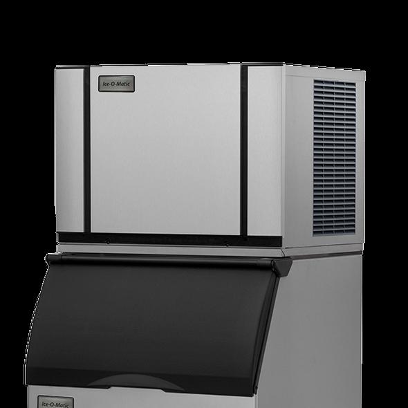 Ice-O-Matic Elevation Series CIM0430 Air-Cooled Modular Ice Machine and B55PS Ice Storage Bin