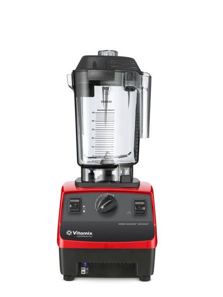 Vitamix 62825 Drink Machine Advance Red - 48 oz
