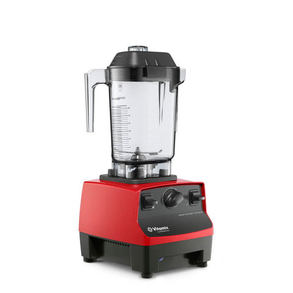 Vitamix 62825 Drink Machine Advance Red - 2.3 hp motor