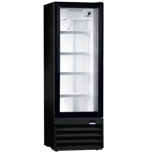 Westwind WGR10 10 Cu. Ft. Glass Door Merchandiser