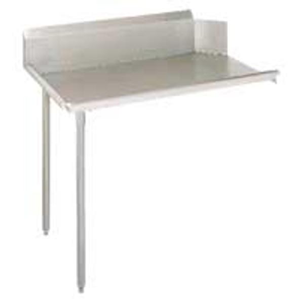 "BK Resources Clean Dish Table, 48"" - BKCDT-48-L"