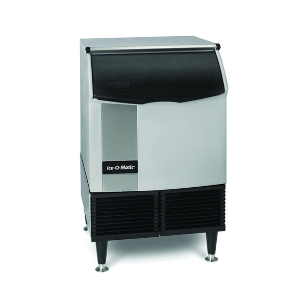 251 lbs/day Cube Ice Maker w/ Storage Bin - Ice-O-Matic ICEU220HW
