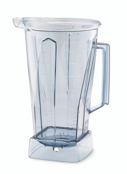 Image of the Vitamix 58625 64oz Container by itself, with no lid and no blade assembly