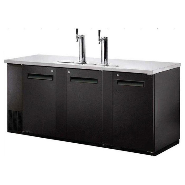 Westwind WDD4 Kegerator 4 Keg Direct Draw Beer Dispenser