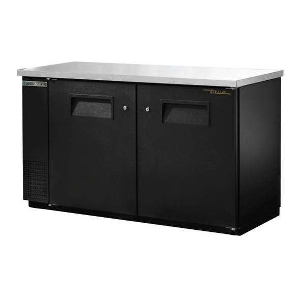 True TBB-24-60-HC Back Bar Cooler from the front