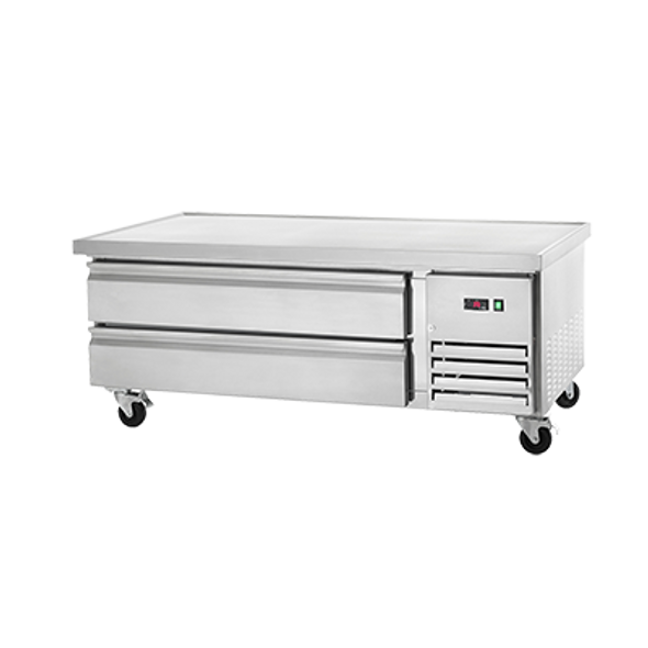 Arctic Air ARCB60 - 62 in. Refrigerated Chef Base