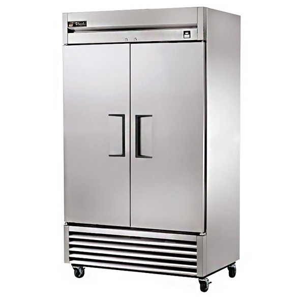 True TS-43 Solid 2 Door Commercial Refrigerator