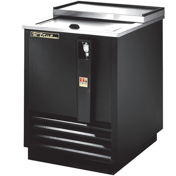 "TD-24-7 True 24"" Deep Well Beer Cooler"