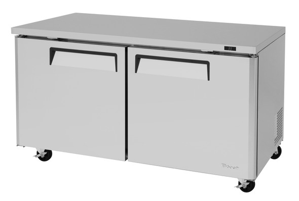 "Turbo Air MUR-60-N M3 Series 60.25"" Undercounter Refrigerator"