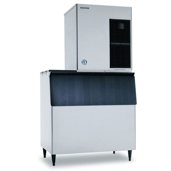 1300 lbs/day Hoshizaki F-1501MAH-C Series Cubelet Ice Machine