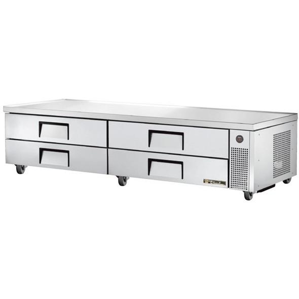 True TRCB-96 Chef Base - 4 Drawer