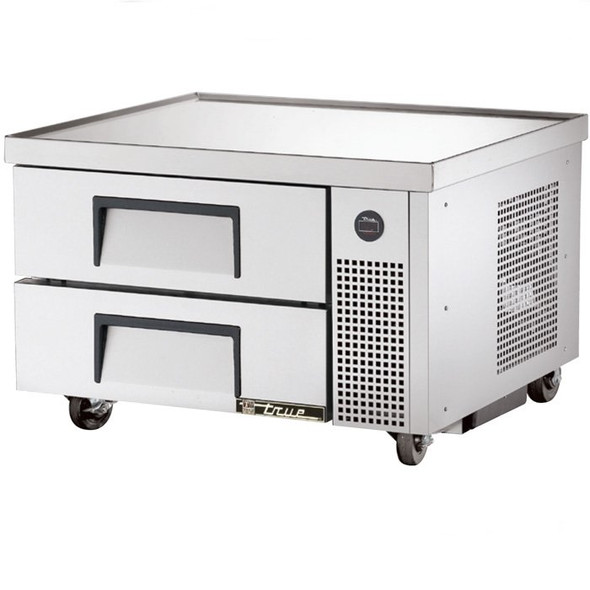 TRCB-36 True 36 in. Two Drawer Chef Base