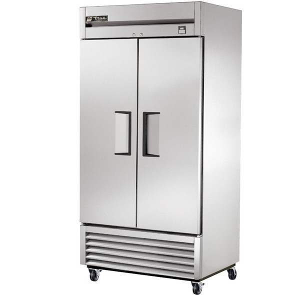 TS-35F True 35 Cu. Ft. Stainless Steel 2 Door Freezer