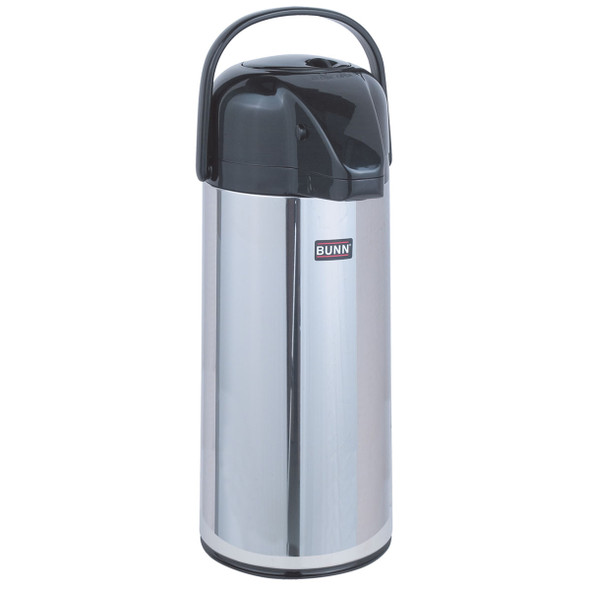 Bunn 2.5 Liter Push Button Airpot Coffee Pot 13041.0001