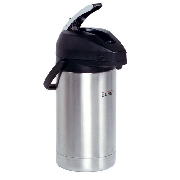 Bunn 3 Liter Lever Action Airpot Coffee Pot 32130.0000