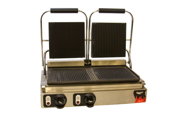 SCRATCH AND DENT - GOOD | Vollrath 40795 Cayenne Sandwich Press Panini Style