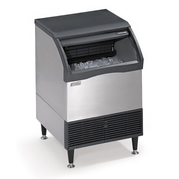 Scotsman CU1526SA-1 - 150 lbs Undercounter Small Cube Ice Machine - Air Cooled