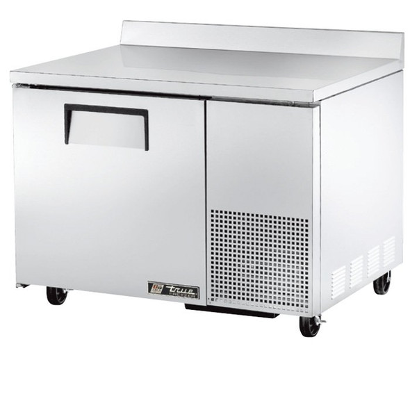 "TWT-44F True 44"" 1 Door Deep Worktop Freezer"
