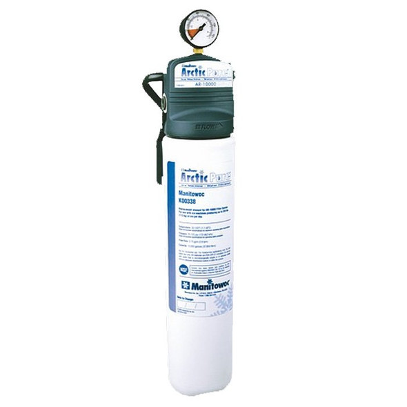 AR-10000 ArcticPure Water Filter for 0-650 Lb Ice Machine
