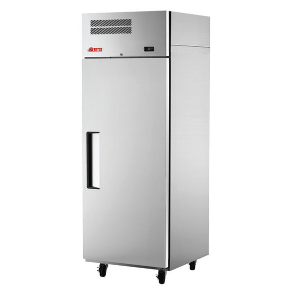 Turbo Air ER24-1-N Solid Door Refrigerator