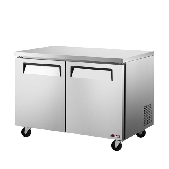 Turbo Air EUR-48-N6 Two Door Undercounter