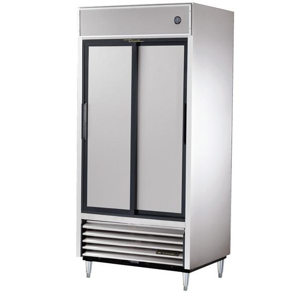 TSD-33 True 33 Cu. Ft. SS Sliding Door Refrigerator