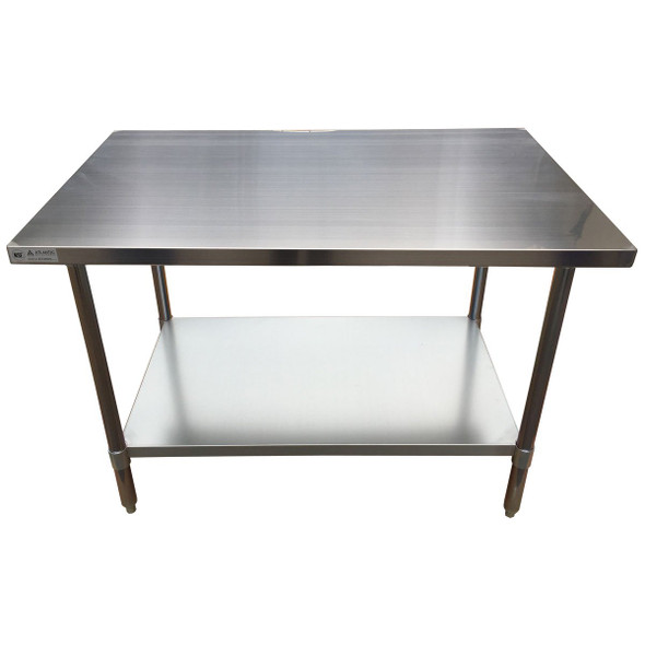 Atlantic Metalworks STT-3060-E Stainless Steel Work Table