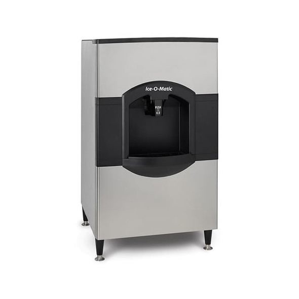 180 lbs Hotel Ice Dispenser - Ice-O-Matic CD40***