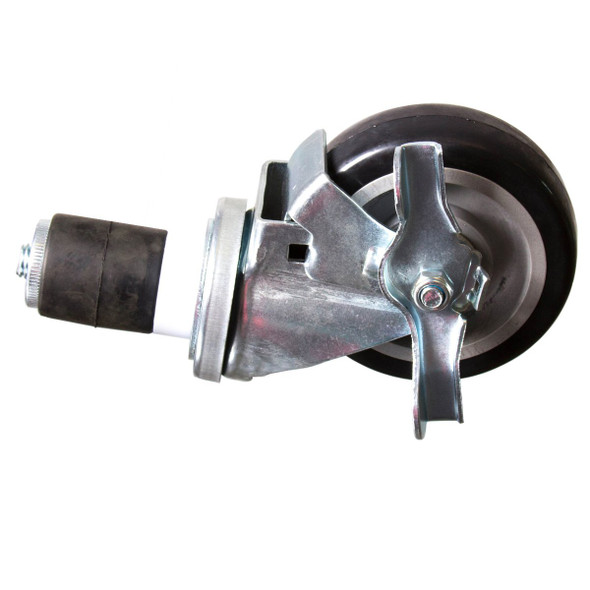 Image of the Atlantic Metalworks 4-CAS-4L Four (4) 4 in. Locking Caster