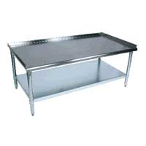 Atlantic Metalworks EST-3060-S - 30x60 Economy Equipment Stand