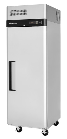 Turbo Air M3R19-1-N - 18.7 Cu. Ft. Solid Door Commercial Refrigerator