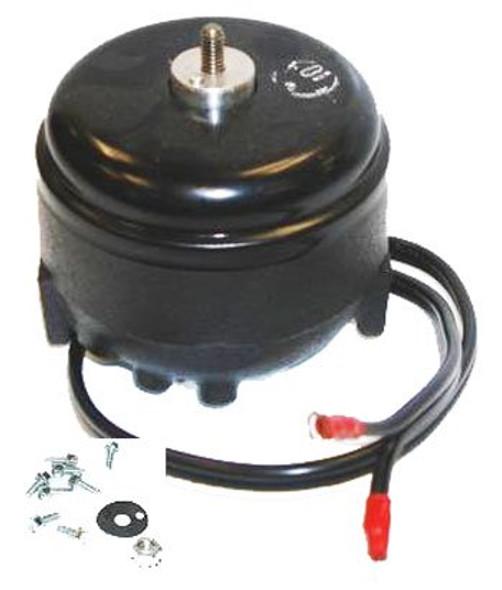 Image of the True 800411 condenser fan motor manufactured by GE (ESP-L16EM1)