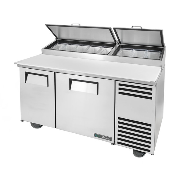 "TPP-AT-60-HC True 60"" Pizza Prep Table"