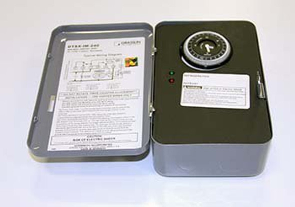 Image of the True 831995 defrost timer by Grasslin (DTSX-IM-240)