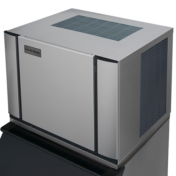 Ice-O-Matic Elevation Series CIM0430FW 445 lbs./day Modular Cube Ice Maker - Water Cooled