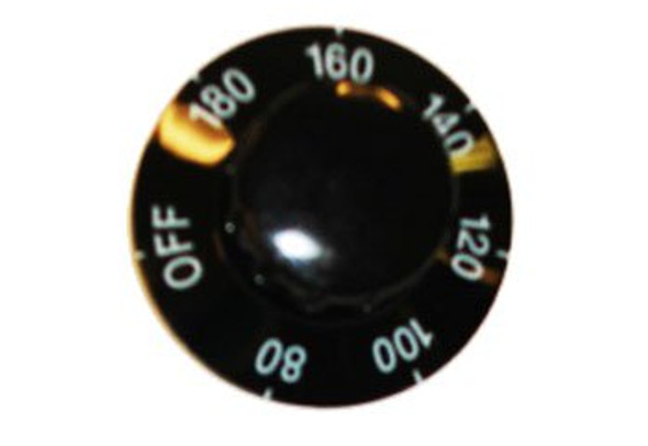 Image of the True 810390 temperature control knob