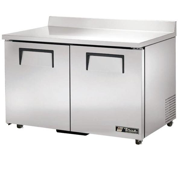 """TWT-36-ADA True 36"""" 2 Door Worktop Refrigerator"""