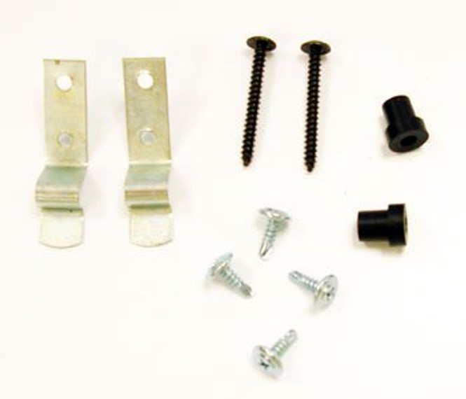 Image of the True 801410 grill mounting kit