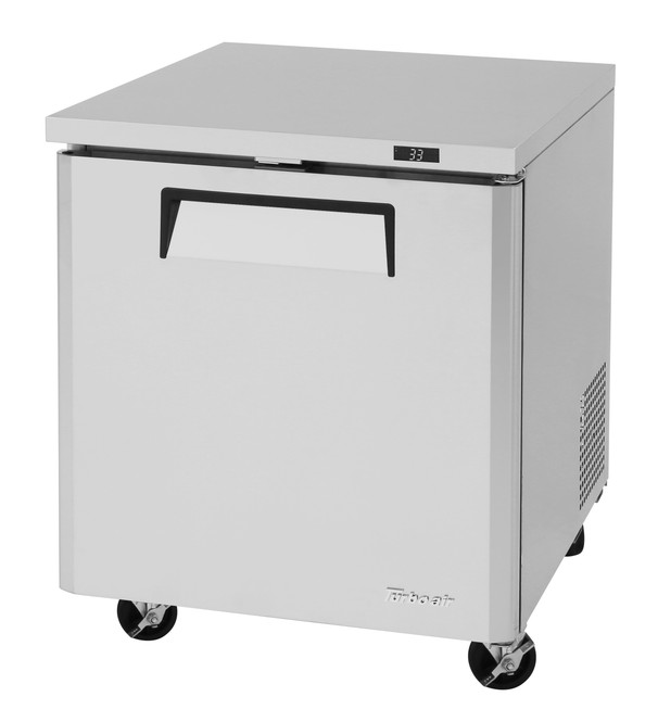 "Turbo Air MUR-28-N M3 Series 27.5"" Undercounter Refrigerator"