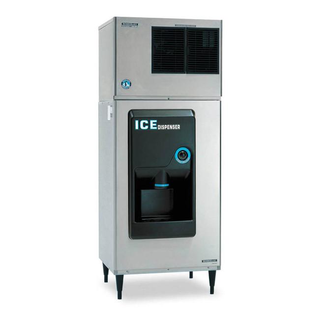 200 lbs Hoshizaki DB-200H Hotel Ice Dispenser