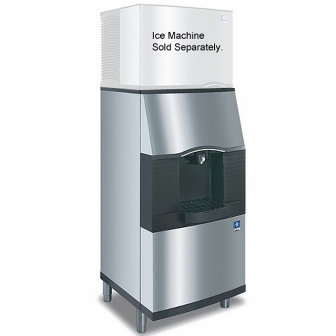 Manitowoc SPA-310-161 - 180 lbs Ice Storage Dispenser