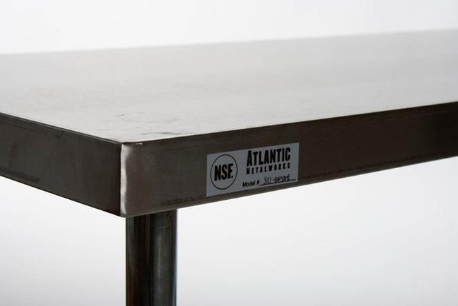 Atlantic Metalworks countertop edge