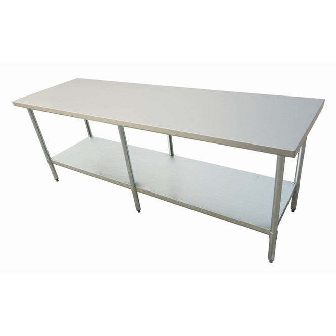 Atlantic Metalworks Stainless Steel Work Table