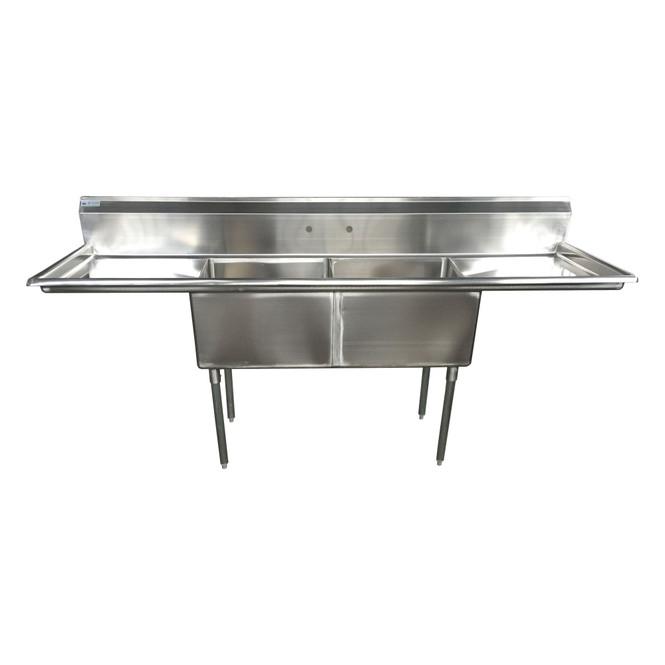 Atlantic Metalworks Sink 2CS-242414-2